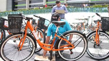 Adjudicadas las primeras bicicletas públicas para estudiantes de la UQ