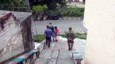 Autoridades capturaron 7 integrantes de la banda de microtráfico 'Los Flacos'